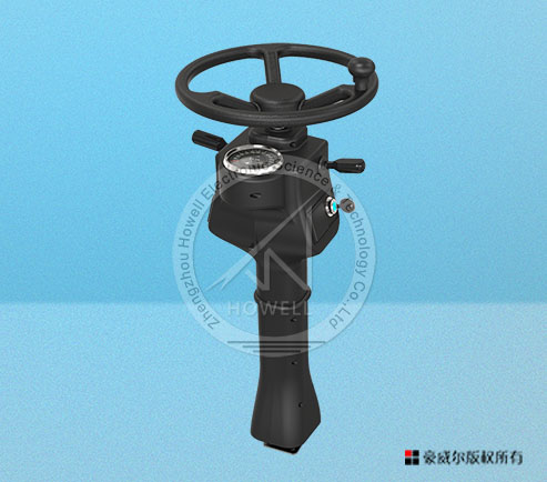 unadjustable with the diameter of 100 meter steering assembly