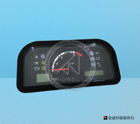 Lovol  combination instrument for rice harvester