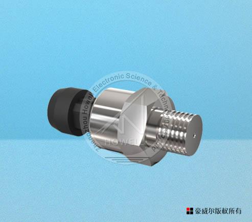 Electronic engine oil pressure sensor